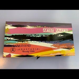 Anastasia Beverly Hills Makeup - Anastasia Beverly Hills Artist Eyeshadow Palette